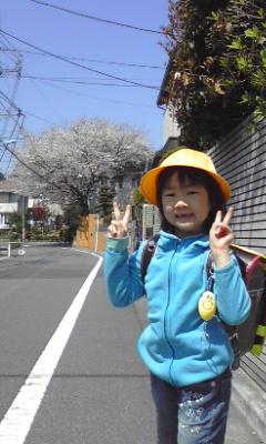 入学・入園しました(^◇^)